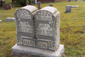 J. Thomas and Nancy A. (Smith) Harrison