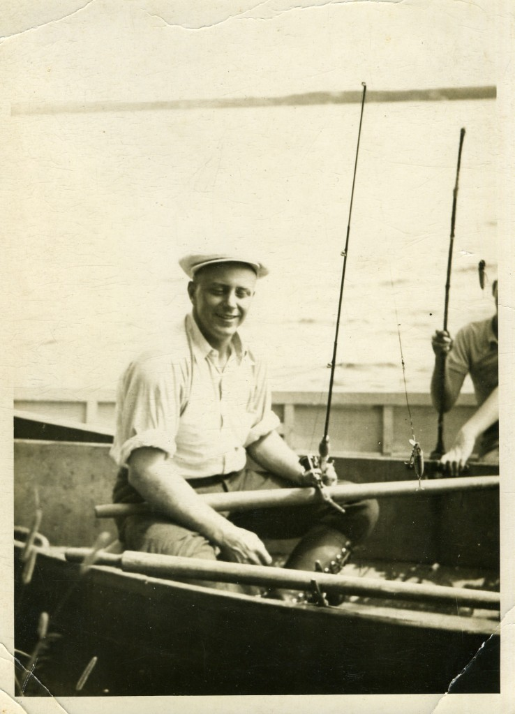 Kenneth Jones, Minnesota, Fishing