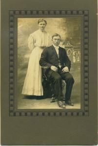 Roderick Porter & Myrtle (Nyberg) Stocking